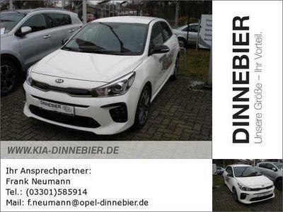 gebraucht Kia Rio 1.0T 120 DCT GT LINE NAV Neuwagen, bei Autohaus Dinnebier GmbH