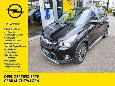 gebraucht Opel Karl Rocks Klima,IntelliLink,Sitzheizung,PDC,ALU,Bluet.