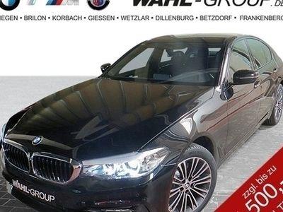 used BMW 520 d Limousine Sport Line