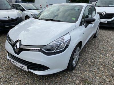 gebraucht Renault Clio IV 1.2 16V LIMITED Klimaanlage Navigation