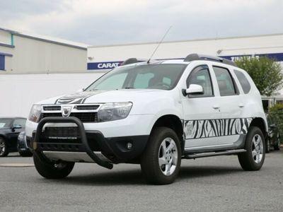 used Dacia Duster 1.6 4x4 Prestige *Klima*MFL*BC*Leder*