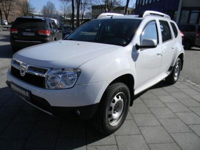 gebraucht Dacia Duster 1.6 16V 4x2 Prestige * 2.Hand * Leder *