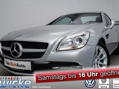 gebraucht Mercedes SLK200 SLK 200BlueEFFICIENCY