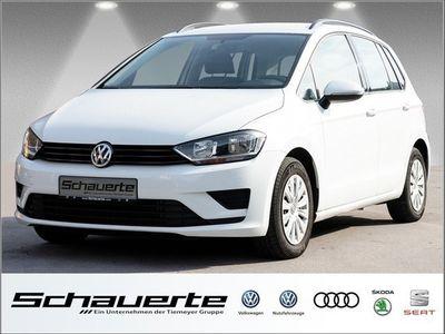 używany VW Golf Sportsvan 1.2 TSI Klima ZV Navi EU6