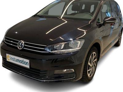 gebraucht VW Touran Touran1.4 TSI/Sound/SHZ/BT/ACC/7 Sitze