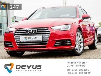 gebraucht Audi A4 Avant 2.0 TDI sport S-line Head-Up Xenon+ GRA