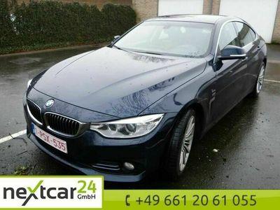 gebraucht BMW 418 Gran Coupé luxury LEDER NAVI PROF XENON PDC