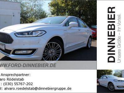 gebraucht Ford Mondeo Vignale Hybrid 2.0 |*LED*RFK*ParkAssist*| Gebrauchtwagen, bei Autohaus Dinnebier GmbH