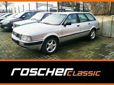 gebraucht Audi 80 Avant *Kombi*Automatik*2 Hand*AHK*