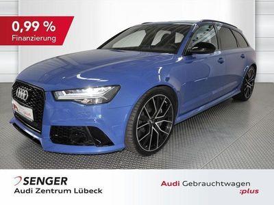 gebraucht Audi RS6 Avant Ceramic Carbon Dynamik-Paket LED Navi