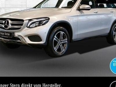 gebraucht Mercedes GLC250 4M Pano LED Kamera Navi PTS Sitzh Chromp