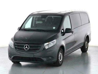 gebraucht Mercedes Vito 116 Tourer Pro extralang Navi DAB+ AHK PTS
