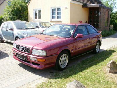 gebraucht Audi Coupé 2.0 Typ 89 - 2. HAND- TÜV -ZAHNRIEMEN NEU