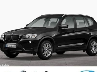 second-hand BMW X3 sDrive18d