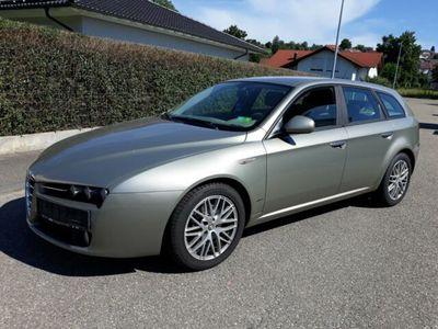 gebraucht Alfa Romeo 159 Alfa1.9 JTS 16V TÜV 11/2021