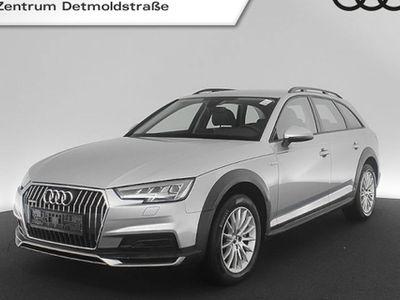 gebraucht Audi A4 Allroad quattro 2.0 TDI qu. Virtual MatrixLED Leder Navi R-Kamera S tronic