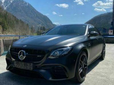 gebraucht Mercedes E63S AMG MERCEDES AMG4M+