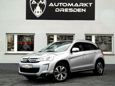 gebraucht Citroën C4 Aircross 4WD Leder*SHZ*Panoramadach*PDC!