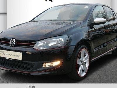 gebraucht VW Polo 1.2 Black/Silver Edition
