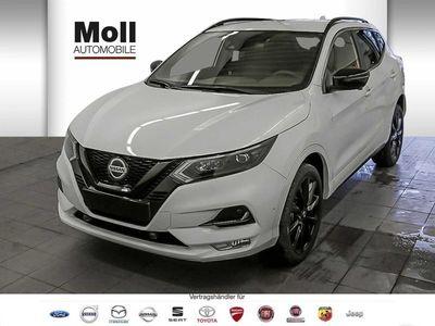 gebraucht Nissan Qashqai 1.3 DIG-T 160PS Sondermodell N-TEC