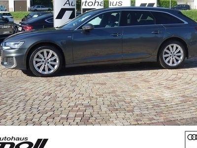gebraucht Audi A6 Avant Sport 50 TDI qu. tiptr. S line Ext., LED, Le