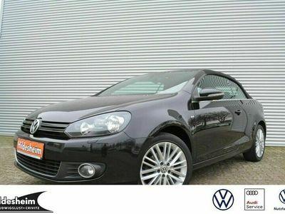 gebraucht VW Golf Cabriolet VI Cup 1.4l TSI, DSG, Navi, Tempomat, NSW, PDC, Windschott, Winterrder