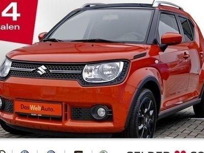 brugt Suzuki Ignis 1.2 Intro Edition 2 Farben Lackierung