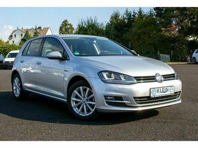 gebraucht VW Golf Lounge 1.4 TSI BMT Autom. PDCv+h Klima SHZ