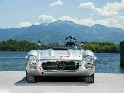 gebraucht Mercedes SLS AMG 1957 300Roadster aluminium competition spec als Cabrio/Roadster in Mönchengladbach