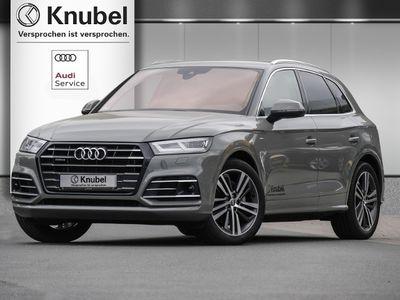 "gebraucht Audi Q5 55 TFSI e qu. S line Luftfed. Matrix ACC Navi+ 20"" Keyless"
