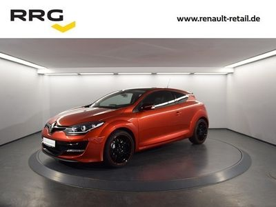 gebraucht Renault Mégane Coupé III R.S COUPE TCe 275 PANORAMADACH