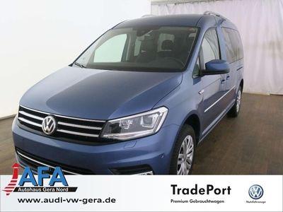 gebraucht VW Caddy Maxi Life 2,0 TDI Highline Xenon,Navi,AHK,Standhzg,ACC,DAB