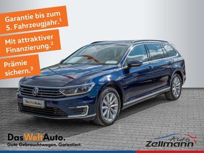 käytetty VW Passat Variant GTE Navi Standheizung Active Info AHZV