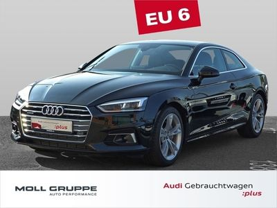 gebraucht Audi A5 3.0 TDI S tronic quattro Sport LED NAVI SHZ PDC