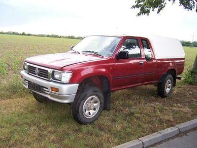 usado VW Taro Toyota Hilux, Kingcab, 4x4,Pickup,Allrad, Hardtop
