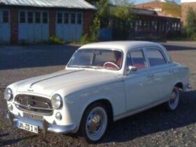 gebraucht Peugeot 403 Baujahr 1960 Limousine
