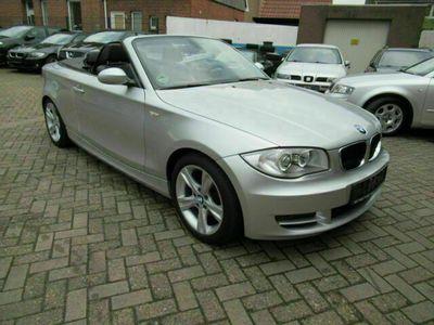 gebraucht BMW 120 Cabriolet Baureihe 1 120i*Leder*Xenon*Navi*