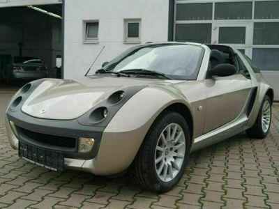 gebraucht Smart Roadster Coupe 1.HD, SHZ, Leder...