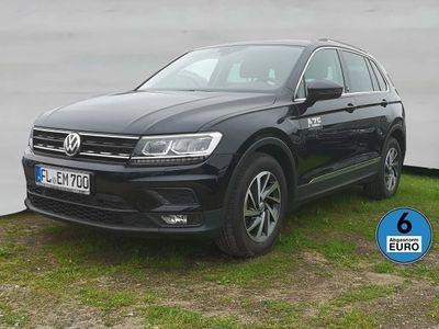 gebraucht VW Tiguan SOUND 1.4 TSI ACT BMT Sound+AHK+Navi+LED+Klima
