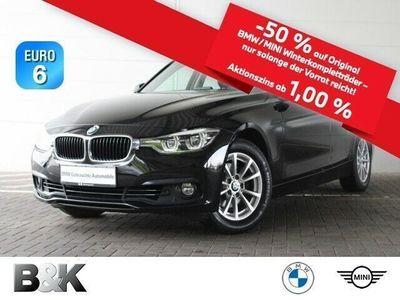 gebraucht BMW 320 i Touring Navi LED Sitzheizung Alu Bluetooth