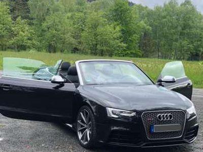 gebraucht Audi RS5 Cabrio/B&O/ Check/Sitzklima/Temp.