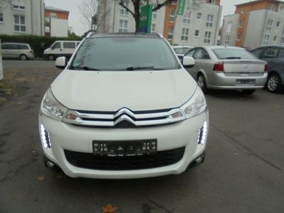 gebraucht Citroën C4 Aircross Tendance 2WD als SUV/Geländewagen/Pickup in Wiesbaden