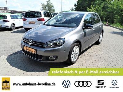 gebraucht VW Golf VI 1.2 TSI Style *GRA*SHZ*ParkAssist*