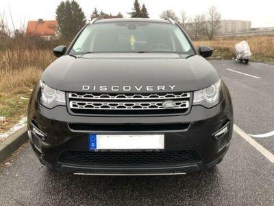 gebraucht Land Rover Discovery Sport Automatik, Xenonlicht Rückfahrkamera