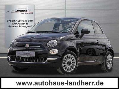 gebraucht Fiat 500 Lounge // Klima/Navi/Panorama *6 Jahre Qualitätsversprechen