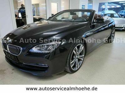 gebraucht BMW 640 Cabriolet d M HUD CIC ACC Spurass. *TOP* als Cabrio/Roadster in Soltau