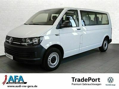 gebraucht VW Transporter T6 Kombi2,0 TDI lang DSG Klima*Navi*AHK*PDC*GRA