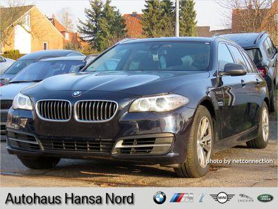 gebraucht BMW 520 dA Touring xDrive LEDER KAMERA XENON HUD NAVI