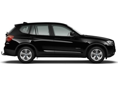 gebraucht BMW X3 xDrive20d Navi Allrad AHK-klappbar PDCv+h LED