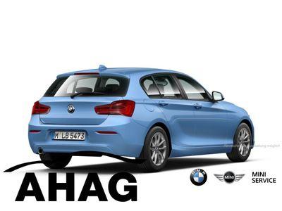 gebraucht BMW 116 d Advantage Klimaaut. LM PDC Sitzhzg. Vorn